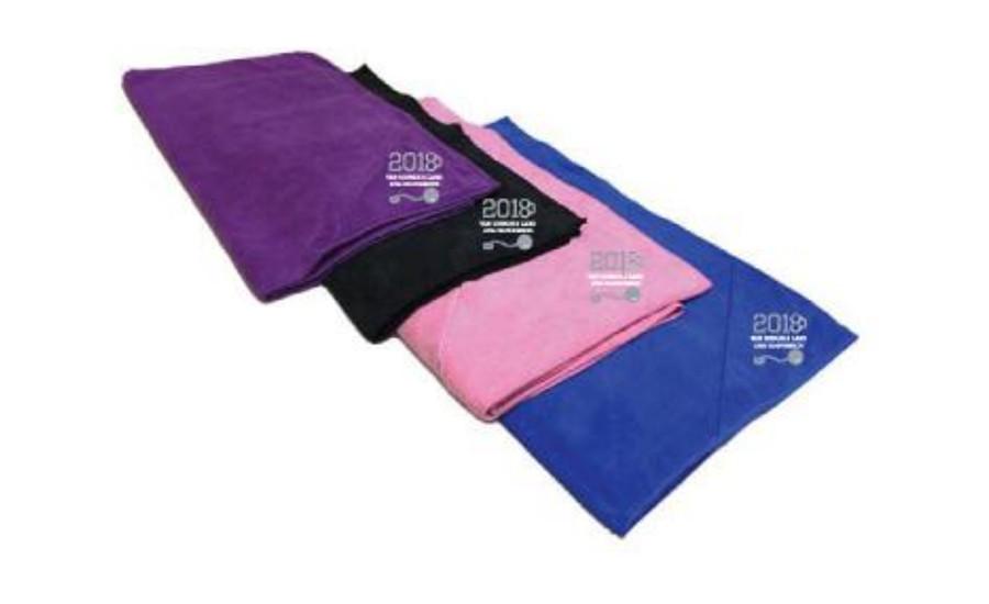 Medium Microfibre Towel with zip